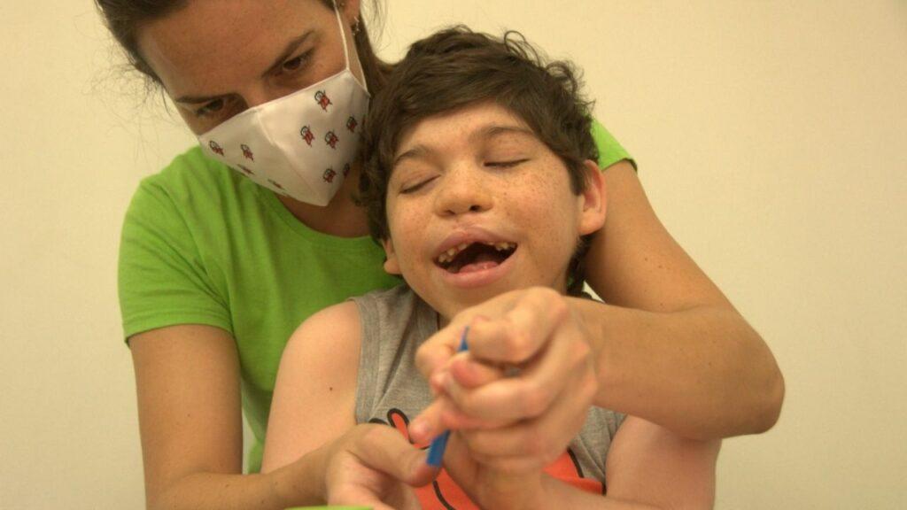 Rehabilitacion- Intensiva- infantil -Terapia